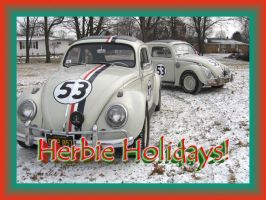 Herbie Holidays 2008 by LittleBigDave