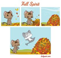Fall Spirit by lafhaha