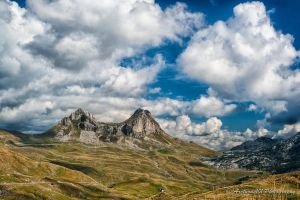 Saddles And Clouds by A101Photography