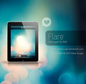 Flare for iPad by mariesturges