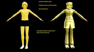 Mmd Stephano 2 (Download) by Kaykay1006