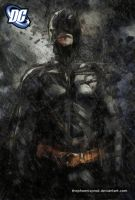 DC Comics - Batman by thephoenixprod