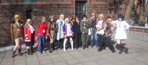 Hetalia Group by samiinction