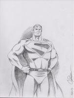 The Man of Steel by CodyBad