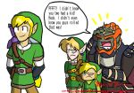 The new Link by BrokenTeapot