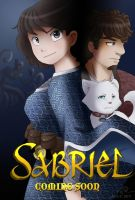 Sabriel: The Movie by LauraDoodles