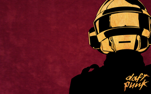 Daft Punk Thomas Wallpaper 2 by xDaftPunk