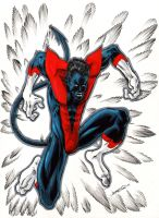 Old Night Crawler New Colors by jamesq