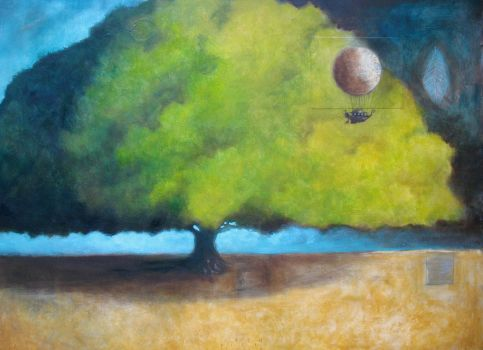 The Journey: The Great Tree by SethFitts