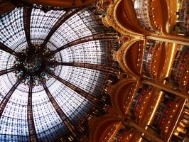 Galeries Lafayette by connie919