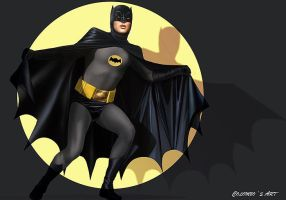 BATMANIA by supersebas