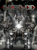 Intervoid Mech by VisceralCreations