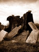 Pile of Graves by daughterdragon