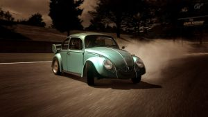 GT5 - Hacked Volkswagen Beetle EDIT by SUPAPUCH