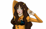 Aliciane drawn in Liar Game style by Shaman-Hearts