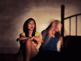 You move, you blur by paulinec