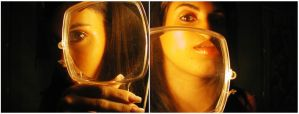 ohh... the magnifying glass II by ni-ca