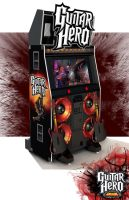 Guitar Hero Arcade by ManicGraphix