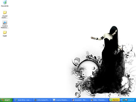 My Desktop by sydir