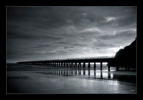 Tolaga Bay Pier 5 by anjules