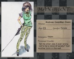 Andreas Gwenllian Owen by midnights-angle