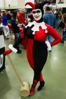 Comic Con Louisville 2014 Harley by SirKirkules