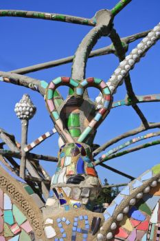 Watts Towers 01 by piratesofbrooklyn