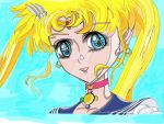 Sailor Moon Crystal by biancaneve81