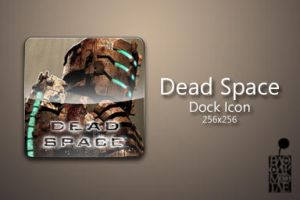 Dead Space Dock Icon by BloodyMoogle