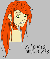 Basic Design: Alexis Davis by Callisto-Hime