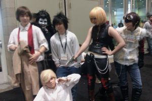 AX-Death Note Group2 by Inkblot-Rabbit