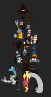 Mixels - There Will Be Cubits by worldofcaitlyn