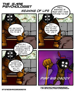 Tgp 41. Meaning of Life by StonedShroomDesigns
