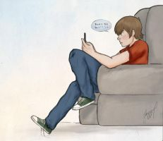 Young Neil by Danger-Jazz