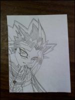 Yugioh Fanfiction character by xMystery21x