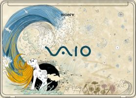 Sony Vaio Submission by hazelong