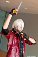Dante Devil May Cry 2 pose by neo627764