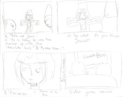Pope for a Day Story Board 5 by DoomGirlMeg