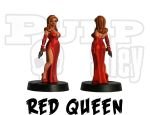 Red Queen for Pulp Alley by pulpALLEY