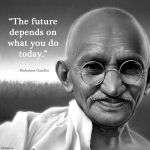 Quote - Future Depends on Today by rabidbribri