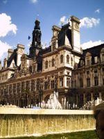 La Chateau de Fountainebleau by TransparentDream