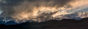 Sierra Panorama 4 by MartinGollery