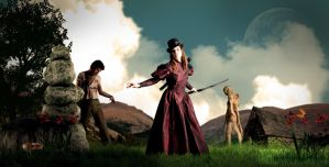 Pride, Prejudice and Zombies by KnightRanger