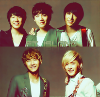 EDIT - FT ISLAND by chazzief