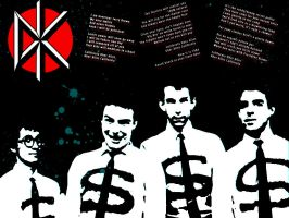 Dead Kennedys by RattWallpapers