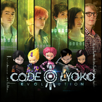 Code Lyoko Evolution by XMarcoXfansubs