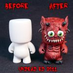 Munny Style Darren Compare by Undead-Art