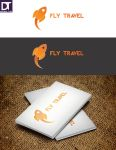 Logo - Fly Travel by artdigitalazax