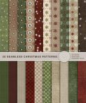 20 seaml. christmas background by Divenadesign