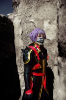 Cosplay Kurasame FF Type 0 by Runox